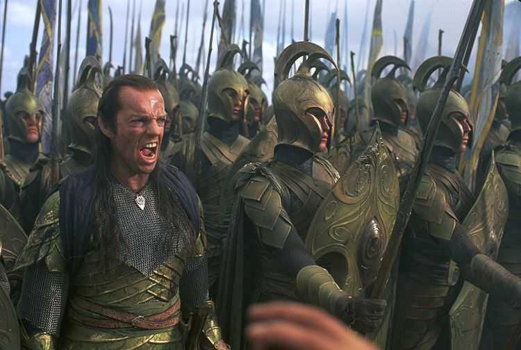 Come dipingere miniature Games Workshop - Tutorial 13: Re Elrond