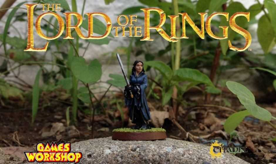 Come dipingere miniature Games Workshop – Tutorial 11: Arwen