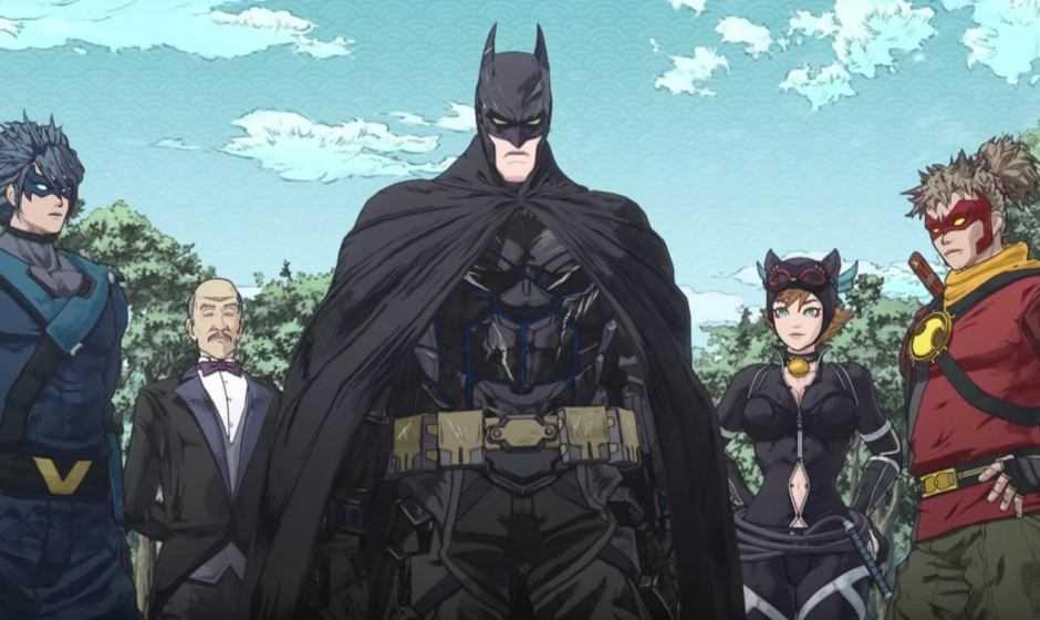 Batman Ninja: Netflix ci porta nel Giappone feudale | Recensione
