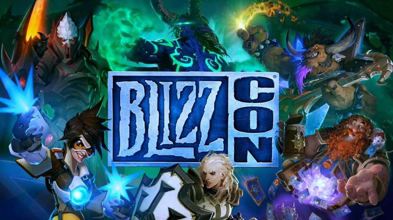 BlizzCon torna all'inizio del prossimo anno con BlizzConline.