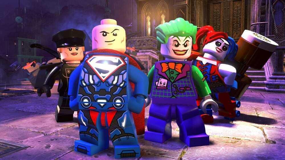 Lego DC Super Villains: dove trovare i Mattoncini Rossi | Guida