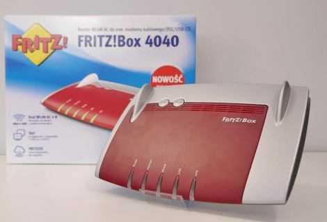 Recensione Fritz!Box 4040: internet senza eguali?
