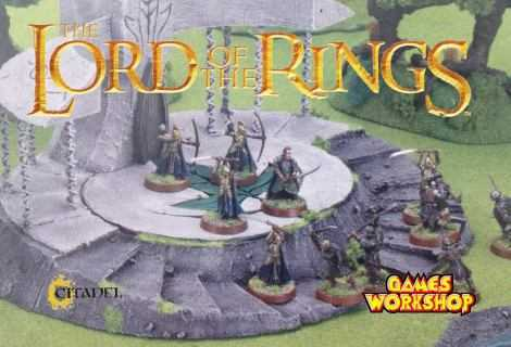 Come dipingere miniature Games Workshop - Tutorial 13: Re Elrond