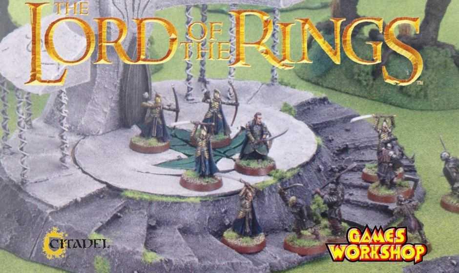 Come dipingere miniature Games Workshop – Tutorial 13: Re Elrond