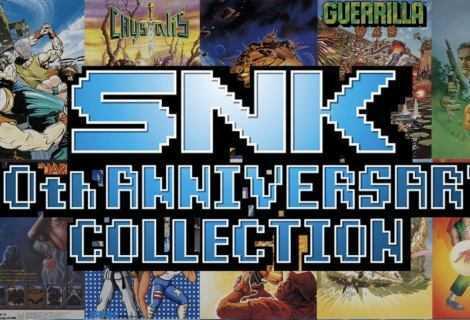 SNK 40th Anniversary Collection: in arrivo su PS4 il 29 Marzo