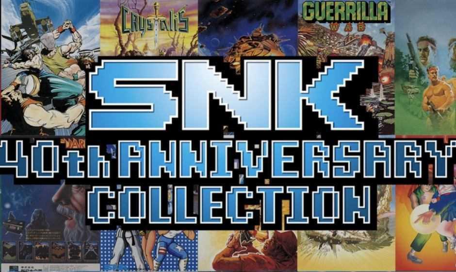 Twitch Prime: sette giochi SNK gratis per gli abbonati