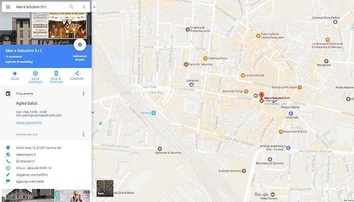 Come inserire un'azienda su Google Maps (gratis)   Guida