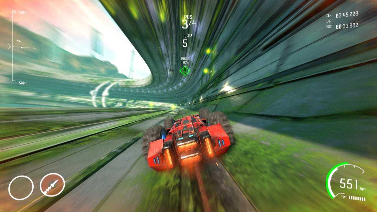 Recensione Grip: Combat Racing, quando la corsa è vita