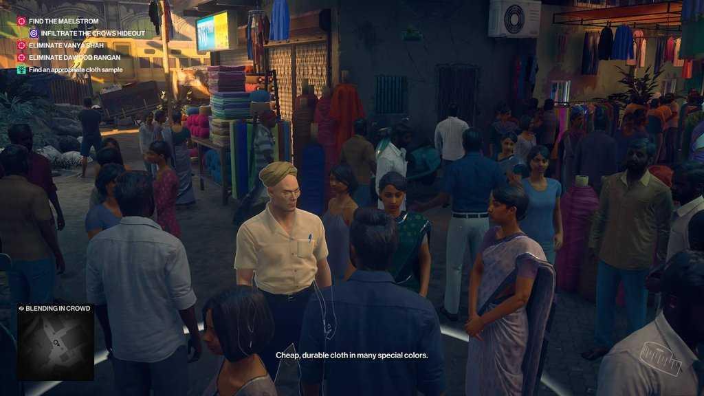 Hitman 2: Mumbai, guida dettagliata alle missioni