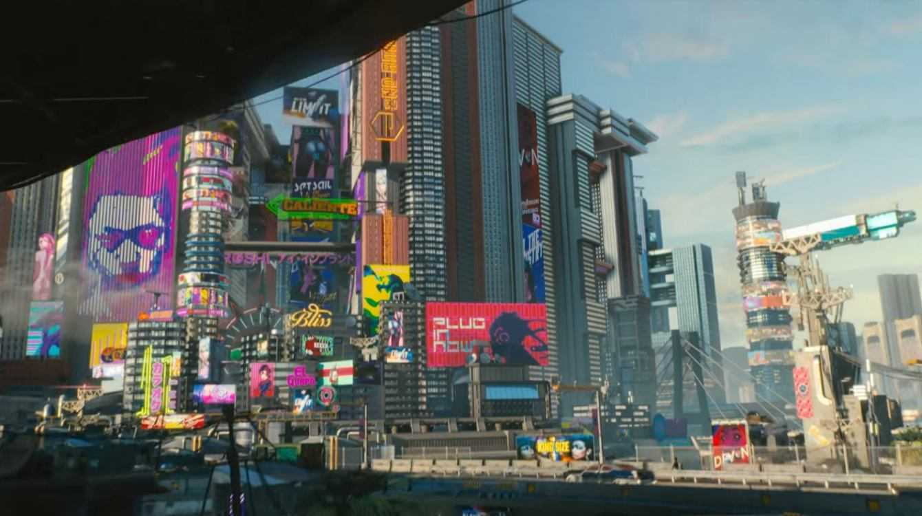 Cyberpunk 2077: cosa si può fare a Night City