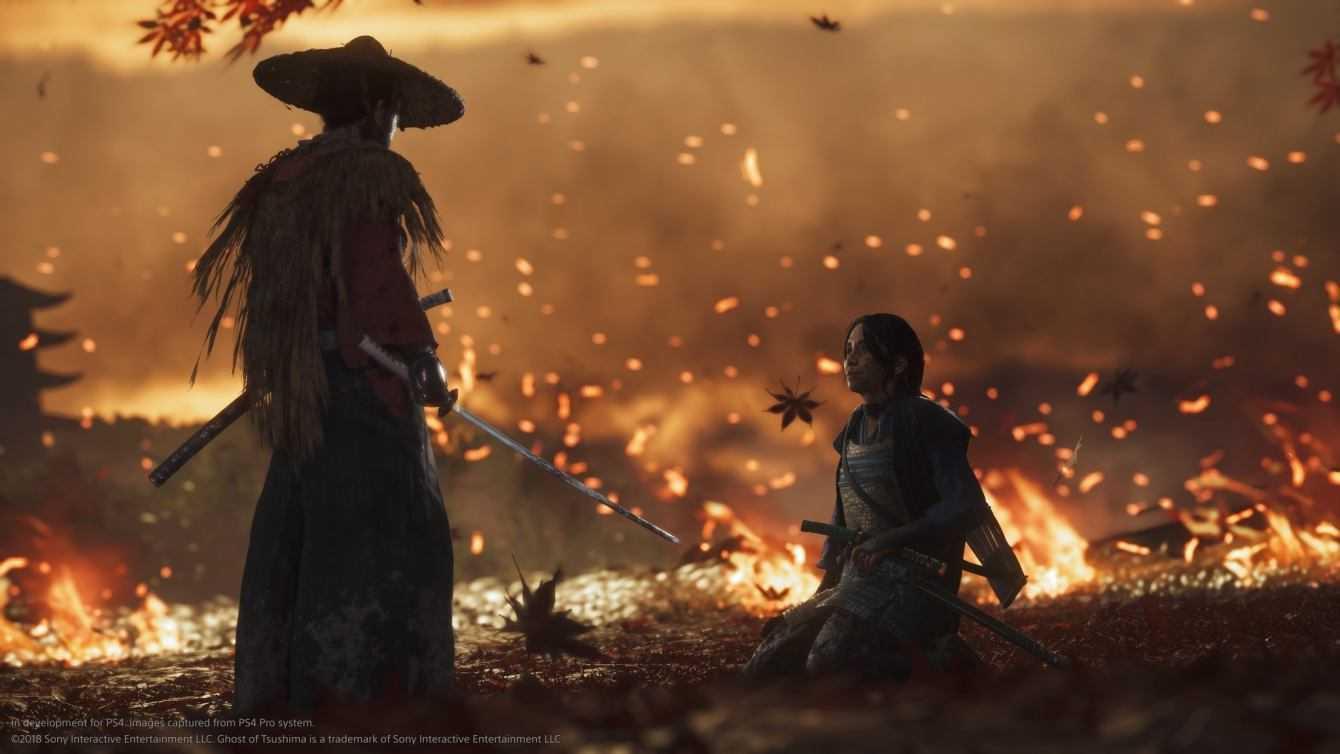 Ghost of Tsushima: il gioco avrà diversi livelli di difficoltà