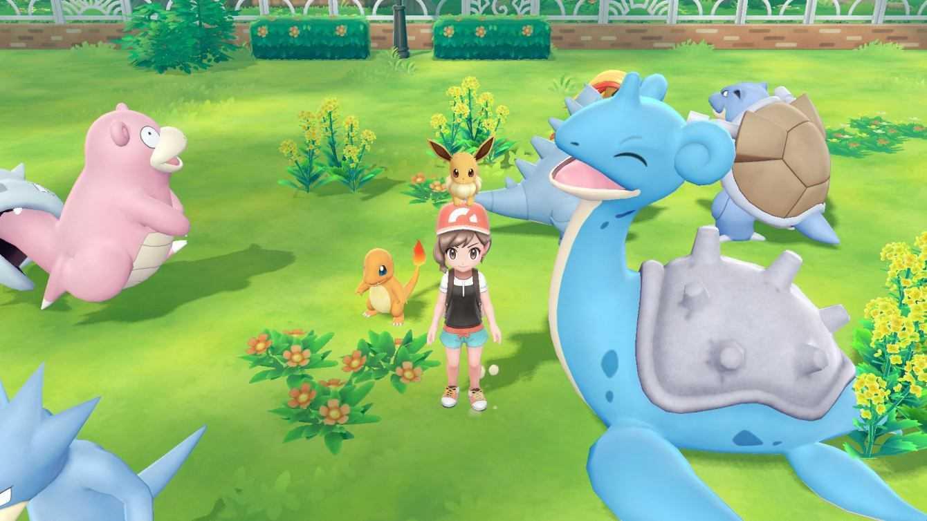 Pokémon: Let's Go Pikachu! Si torna a Kanto grazie a Nintendo Switch | Recensione