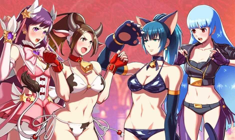Recensione SNK Heroines: Tag Team Frenzy, un picchiaduro ammiccante per Nintendo Switch
