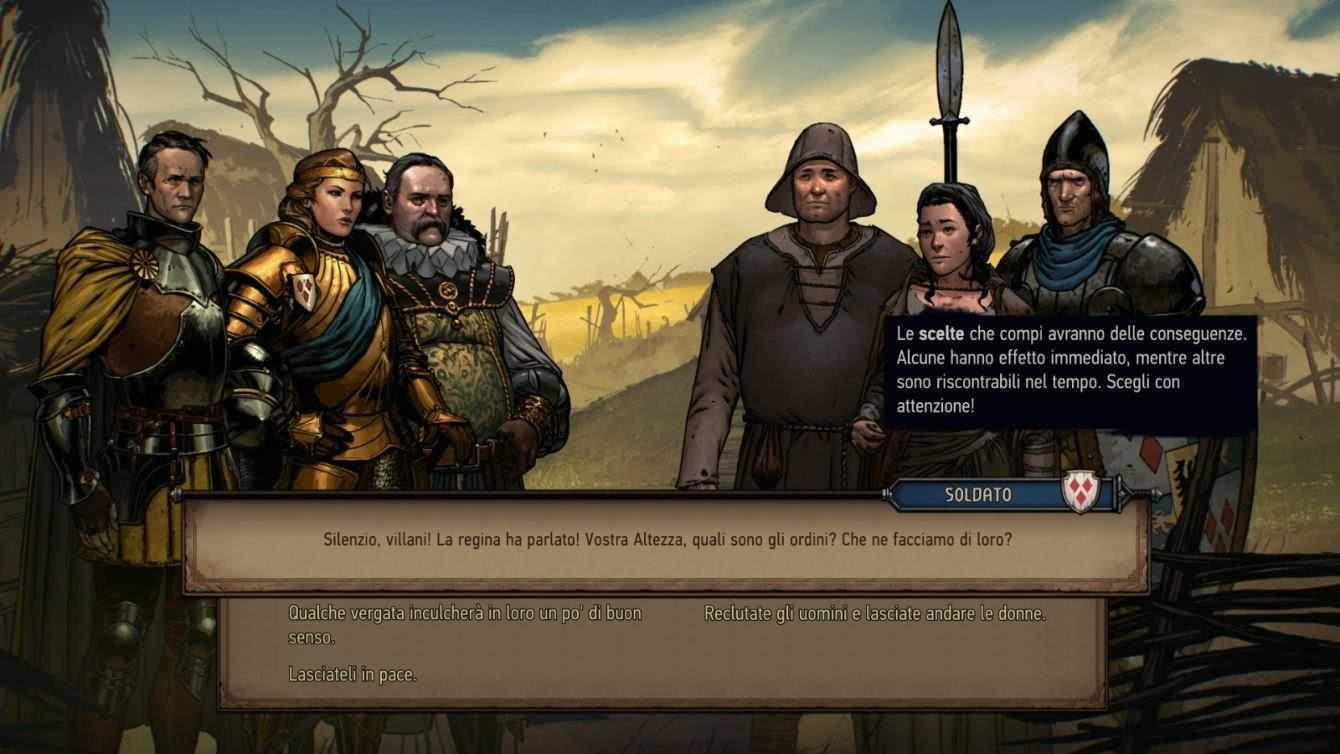 Recensione Thronebreaker: The Witcher Tales, un DCCG anomalo