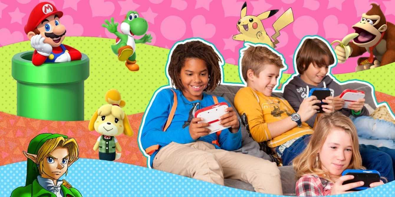 Nintendo Switch non è una console (solo) per bambini