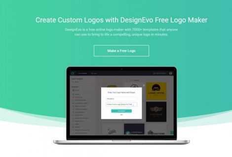 DesignEvo Free Logo Maker, loghi per tutti   Recensione