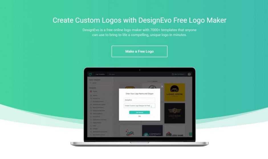 DesignEvo Free Logo Maker, loghi per tutti | Recensione
