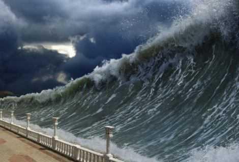 Tsunami: anche l'Italia tra le zone a rischio