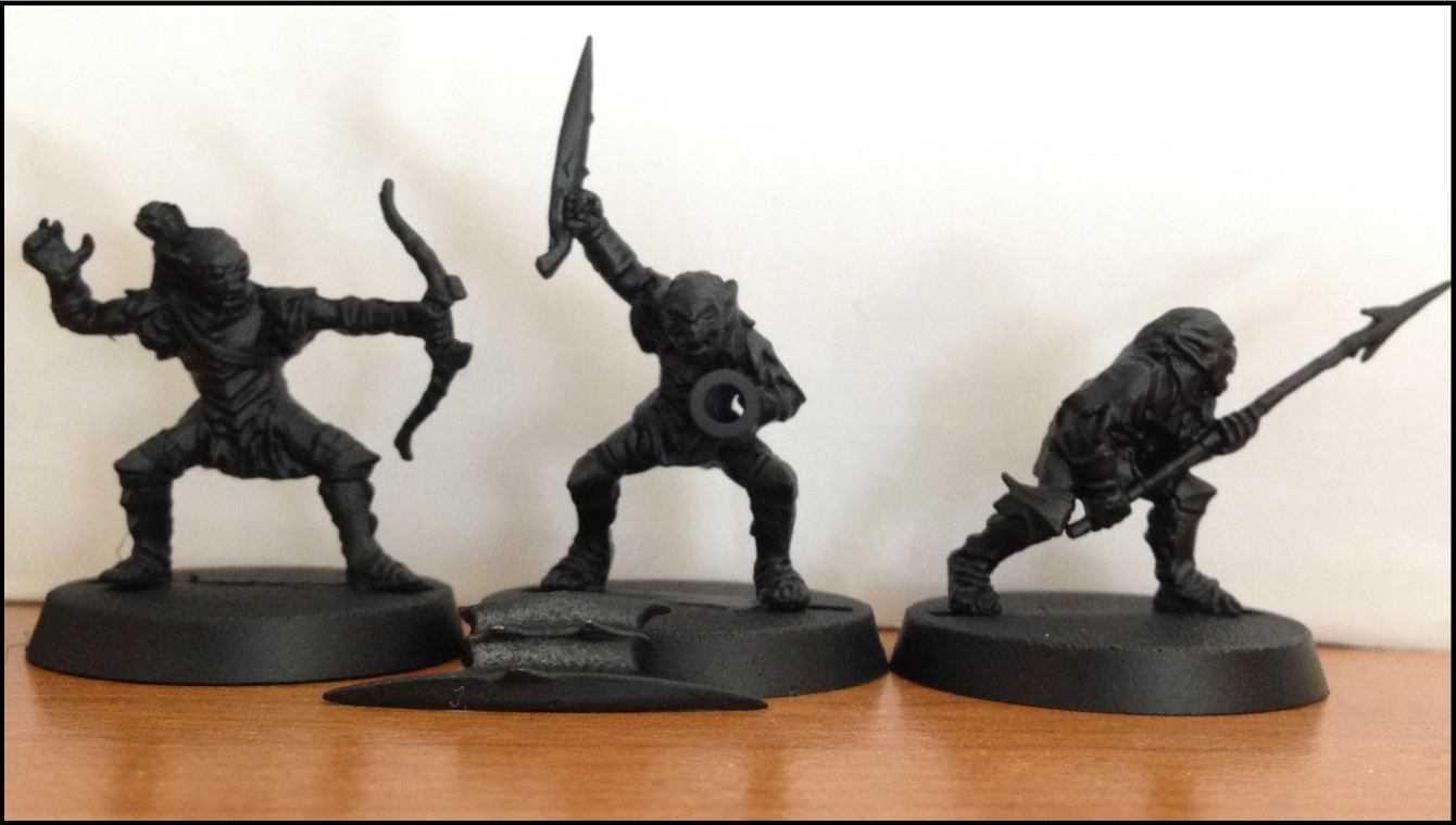 Come dipingere miniature Games Workshop - Tutorial 17: Goblin di Moria
