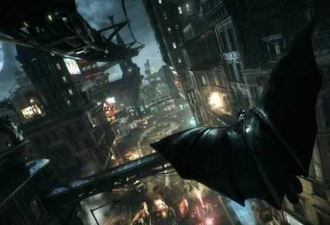 Batman Arkham City: disponibile un aggiornamento a sorpresa