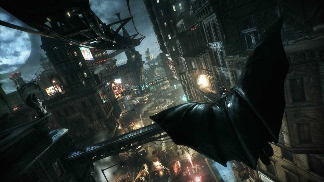 PS Now: Batman Arkham Knight tra le aggiunte di Maggio!