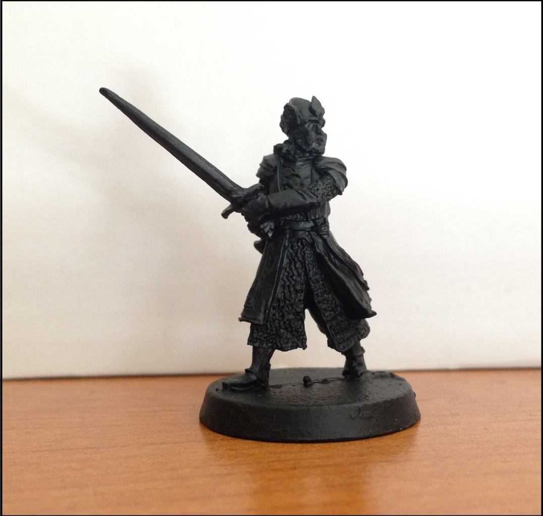 Come dipingere miniature Games Workshop - Tutorial 16: Isildur