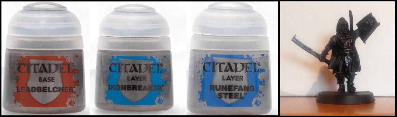 Come dipingere miniature Games Workshop - Tutorial 14: Lurtz