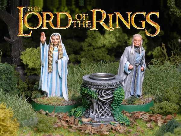 Come dipingere miniature Games Workshop – Tutorial 15: Galadriel