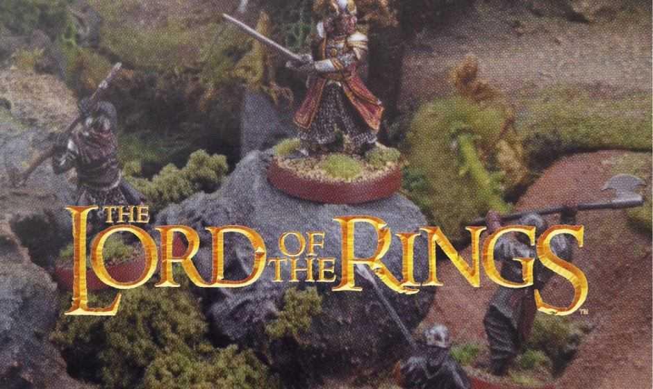 Come dipingere miniature Games Workshop – Tutorial 16: Isildur