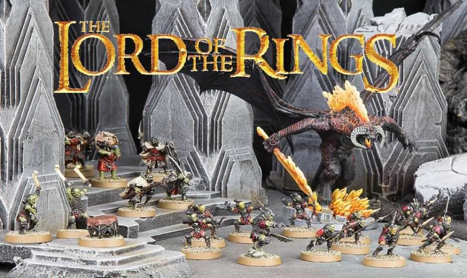 Come dipingere miniature Games Workshop – Tutorial 17: Goblin di Moria