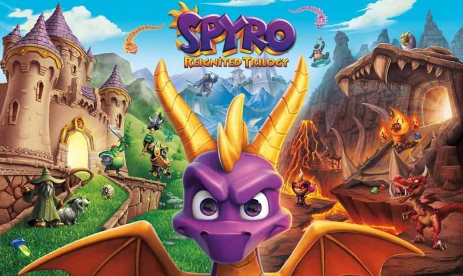 Spyro Reignited Trilogy è in arrivo anche su PC?