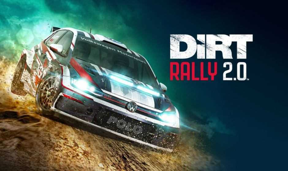 DiRT Rally 2.0 ora disponibile per PC, PS4 e Xbox One