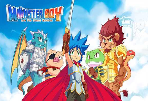 Recensione Monster Boy and the Cursed Kingdom: salviamo il reame
