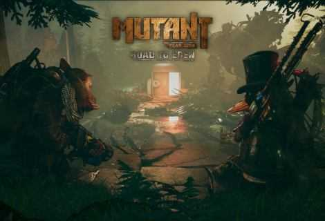 Mutant Year Zero: Road to Eden | Recensione