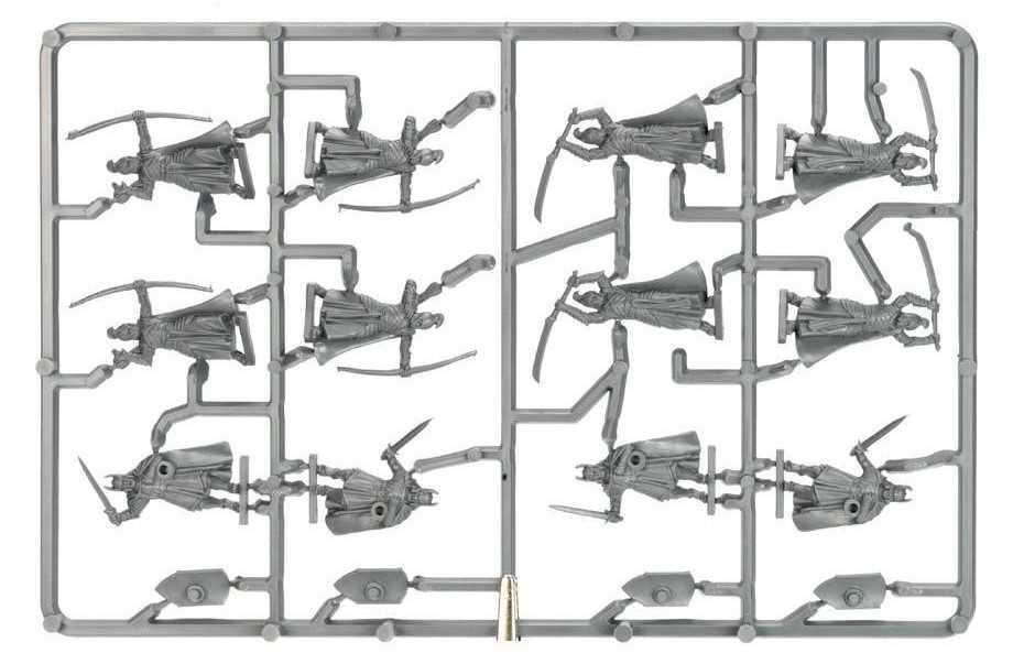 Come dipingere miniature Games Workshop - Tutorial 20: Elfi e Uomini dell'Ultima Alleanza