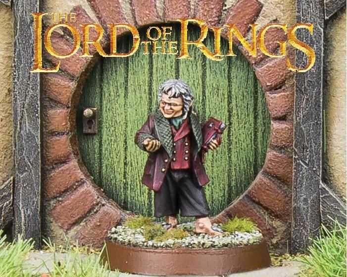 Come dipingere miniature Games Workshop – Tutorial 21: Bilbo Baggins