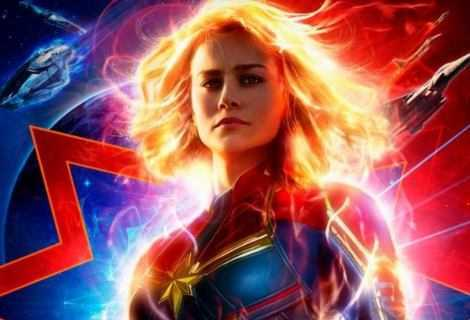 Captain Marvel: come doveva essere l'Intelligenza Suprema?
