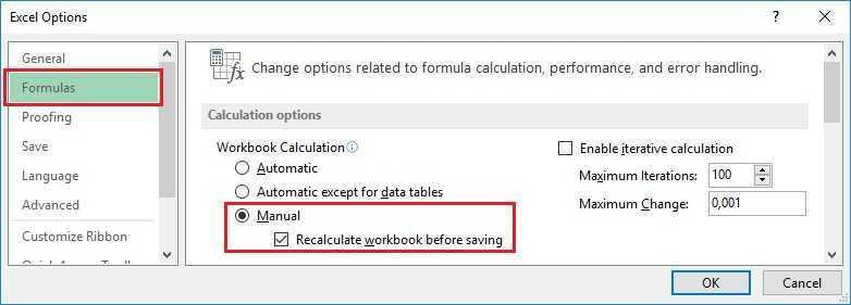 5 varianti per aprire un file di Microsoft Excel danneggiato