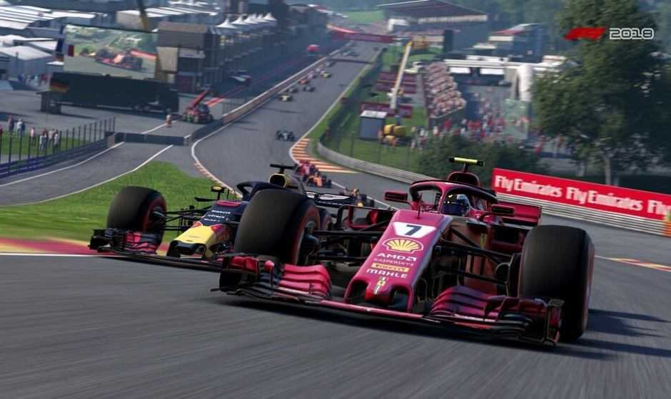 Senna e Prost si affrontano ancora su F1 2019