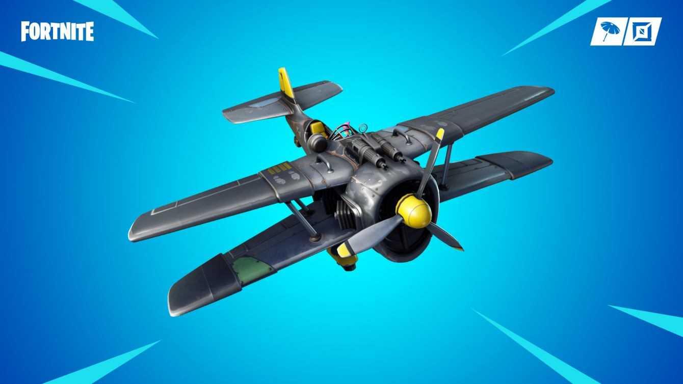 Fortnite: cannone pirata e nuove località | patch 8.0