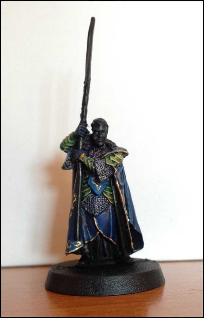 Come dipingere miniature Games Workshop - Tutorial 22: Gil-galad