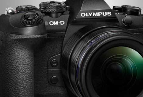 Olympus OM-D E-M1X: la mirrorless Micro Quattro Terzi rugged