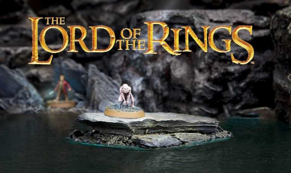 Come dipingere miniature Games Workshop – Tutorial 23: Gollum