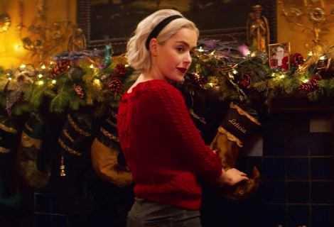 Lo speciale natalizio di Sabrina su Netflix | Recensione