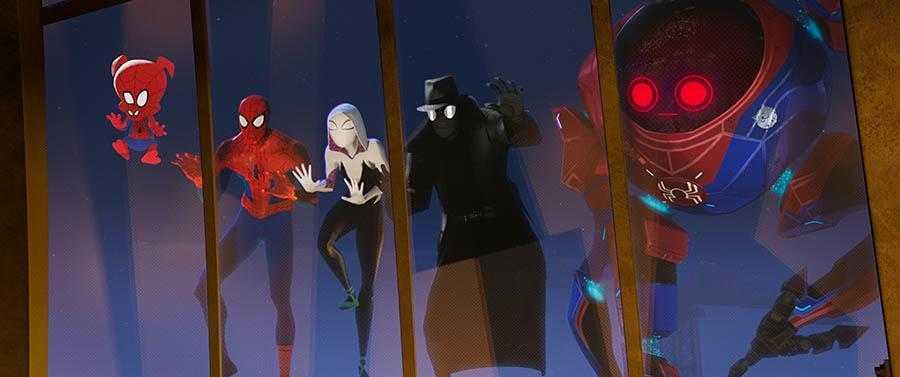 Recensione Spider-Man: Un Nuovo Universo