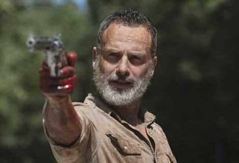 The Walking Dead: Andrew Lincoln parla del film su Rick Grimes