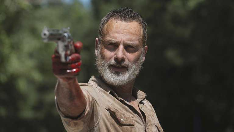 The Walking Dead: Andrew Lincoln parla del film su Rick Grimes
