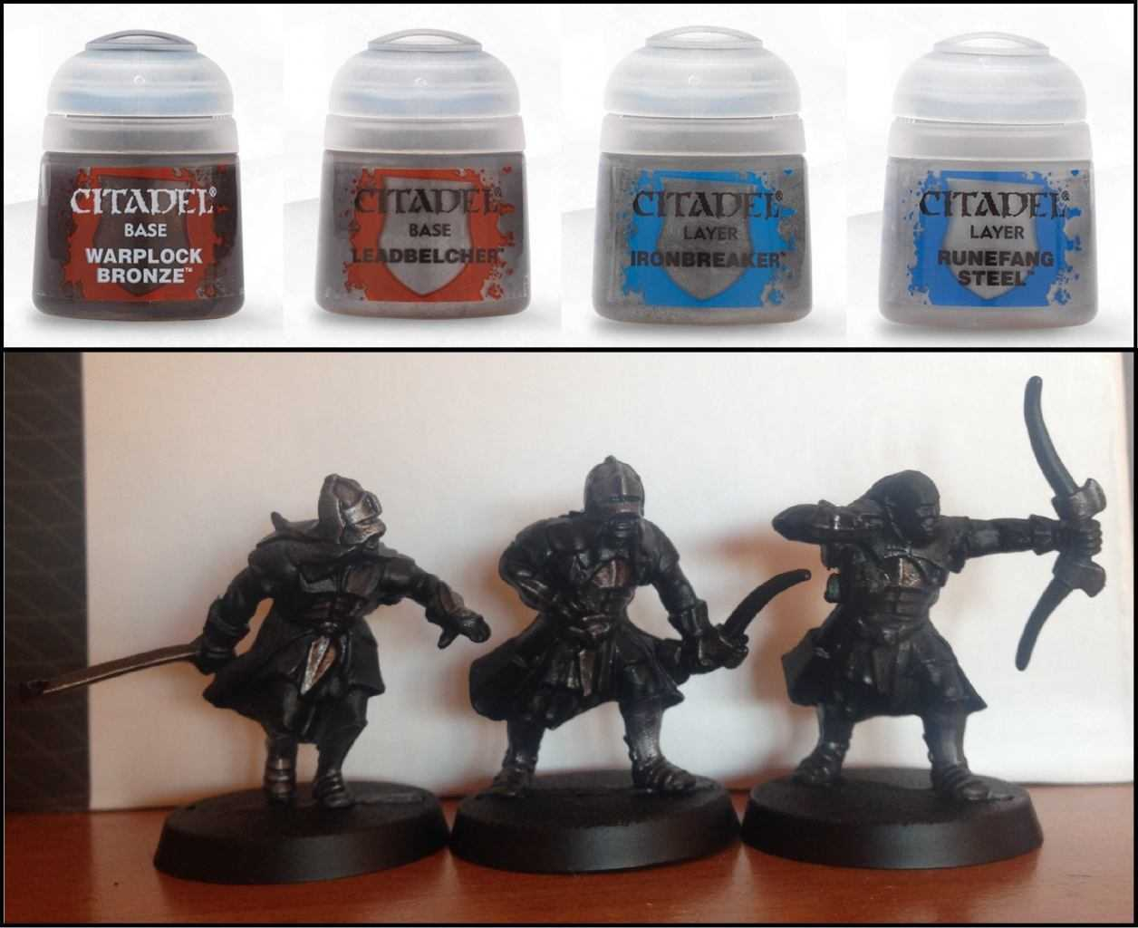 Come dipingere miniature Games Workshop - Tutorial 19: Uruk-hai Scouts