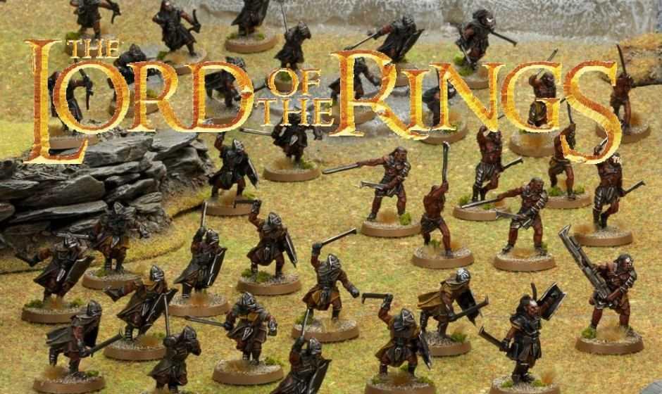 Come dipingere miniature Games Workshop – Tutorial 19: Uruk-hai Scouts