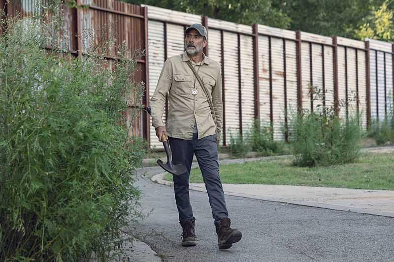 The Walking Dead: minuti iniziali dell'episodio 9×09 e foto promozionali!